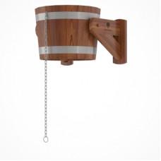 Обливное устройство из лиственницы 20 литров (лиственница морёная)
