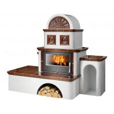 Керамическая печь BELFAST снят с пр-ва