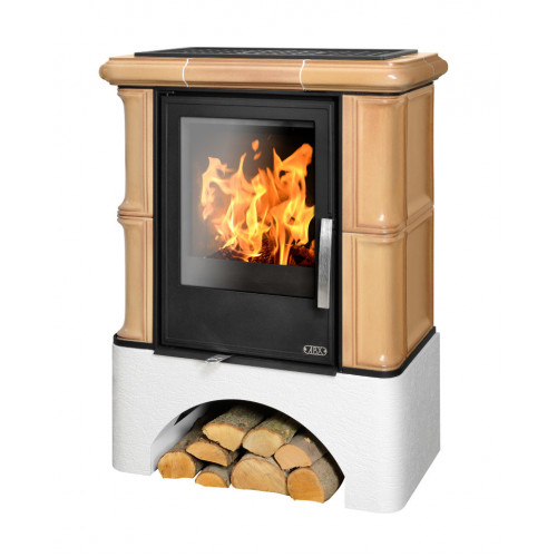 Керамическая печь BAVARIA KI, с допуском воздуха, с теплообменником