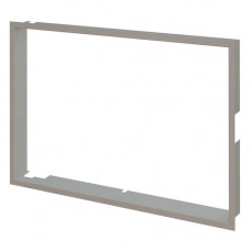 Рамка BeF, нержавеющая сталь, 60 мм для Feel, Twin 7 CP/CL, V7 CP/CL