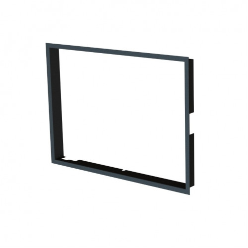 Рамка BeF, черная, 60 мм для Therm 6 C
