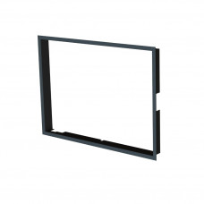 Рамка BeF, черная, 60 мм для Therm 7 CP/CL, V7CP/CL