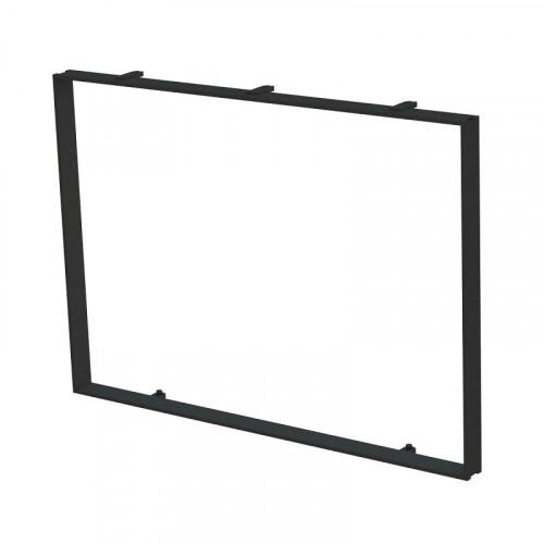 Рамка BeF, черная, ширина 6 мм для Fell, Therm 6/V6