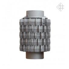 Комплект чугунных теплоаккумулирующих дисков(4шт.) д.200