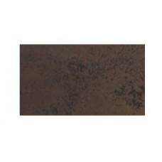 Верхняя панель  для приставки дровницы Salzburg S, керамика Rusty коричневая