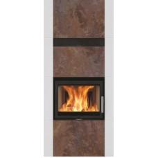 Передняя панель Salzburg L(только для модели с конвекцией), керамика Rusty коричневая