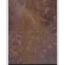 Передняя панель Salzburg XL керамика Rusty, коричневая, для версии с двумя дополнительными надстройками
