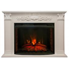 Камин RealFlame Milton 33 WT с FireSpace 33 S IR