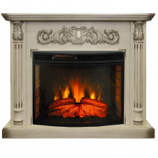 Камин RealFlame Salford 33 WT с FireSpace 33 S IR