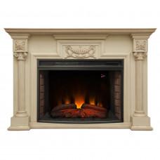 Камин RealFlame London 33 WT с FireSpace 33 S IR