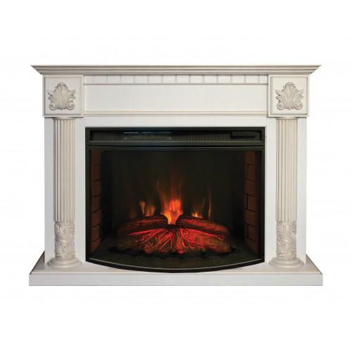 Камин RealFlame Imperia  33 WT с FireSpace 33 S IR