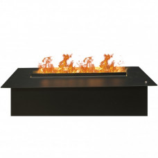 Панель черная стальная CASSETTE 630