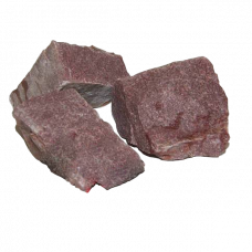 Малиновый кварцит (20 кг), коробка