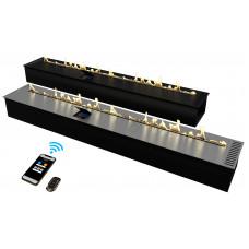 Автоматический биокамин ZeFire Automatic 1800 (ZeFire) с ДУ