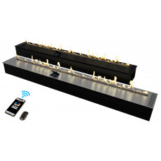 Автоматический биокамин ZeFire Automatic 2200 (ZeFire) с ДУ