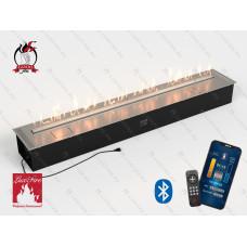 Автоматический биокамин Good Fire 1700 RC INOX