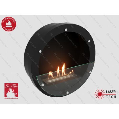 Встроенный глухой биокамин Lux Fire