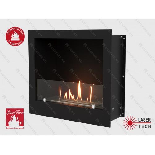 Встроенный биокамин Lux Fire Кабинет 530 S