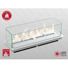 Встроенный биокамин Lux Fire Модуль 600