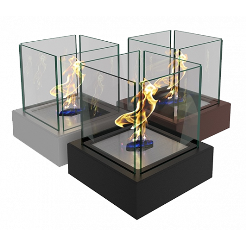 Биокамин Quant metall (ZeFire)