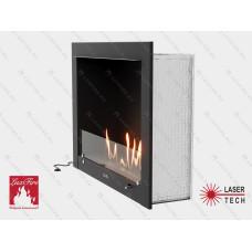 Портальный полуавтоматический биокамин Lux Fire