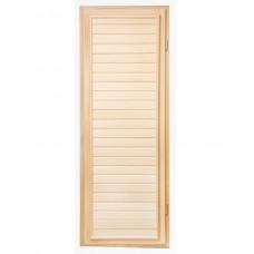 Дверь глухая из липы Кат. А (1800х800)