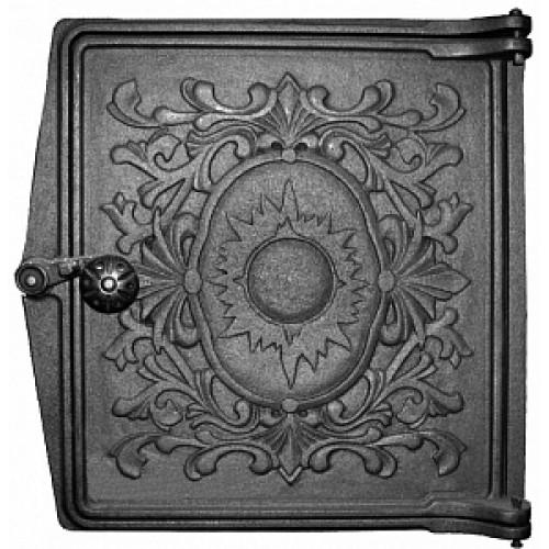 Дверка топочная Рубцовск ДТ-4 (250х280)