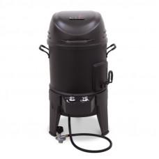 Коптильня + Газовый гриль Char-Broil Smoker Roaster