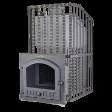 Печь банная Гефест ЗК Ураган 40 (М)