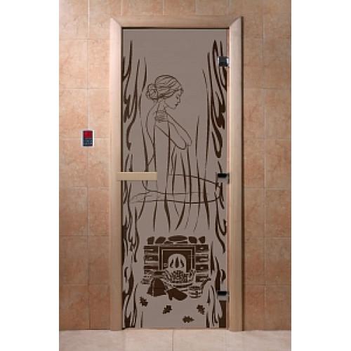 Дверь для сауны DoorWood (ДорВуд)