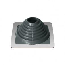 Уплотнитель кровельный №4 силикон 76-152 mm серый