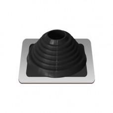 Уплотнитель кровельный №4 силикон 76-152 mm черный