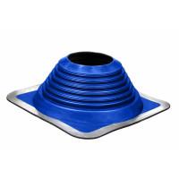 Уплотнитель кровельный №8 силикон 178-330 mm синий