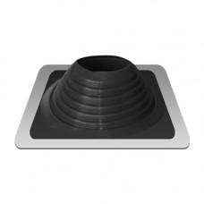 Уплотнитель кровельный №8 силикон 178-330 mm черный