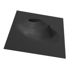 Уплотнитель кровельный RES №3 силикон 254-467 mm угловой, черный