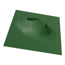 Уплотнитель кровельный RES №3 силикон 254-467 mm угловой, зеленый