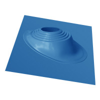 Уплотнитель кровельный RES №3 силикон 254-467 mm угловой, синий
