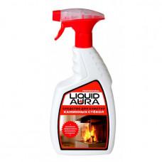 Жидкость для чистки каминных стекол Liquid Aura 500 мл