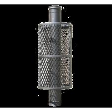 Сетка-каменка для печи Атмосфера из нержавеющей стали