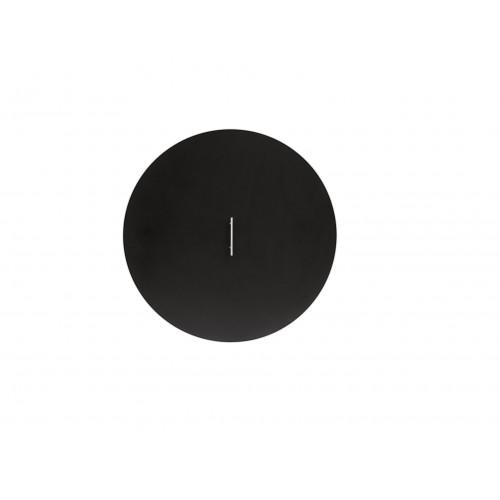 Крышка гаситель (закрывает зольник)