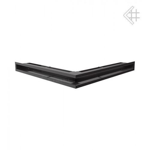 Люфт угловая стандарт черная 60