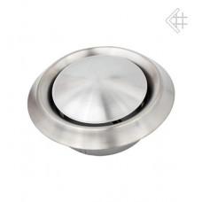Анемостат стальной д.150
