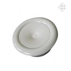 Анемостат белый д.100