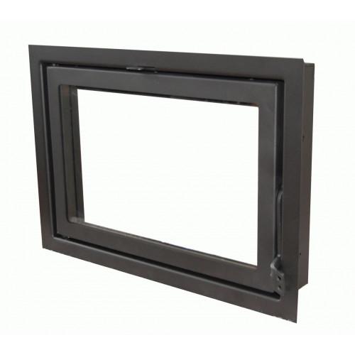 Дверка для камина 600 подовая