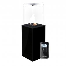 Газовый нагреватель PATIO/G31/37MBAR/CZ - черное стекло, с пультом ДУ